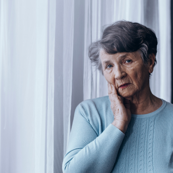 Woman Aged Prematurely by Sleep Disordered Breathing