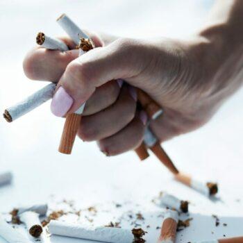 quit smoking with better sleep