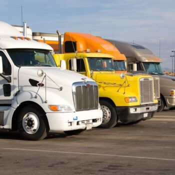 Truck-Drivers-Resting-in-their-Rigs